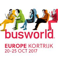Brandskydd | Visit us at Busworld Kortrijk, 20-25 oct