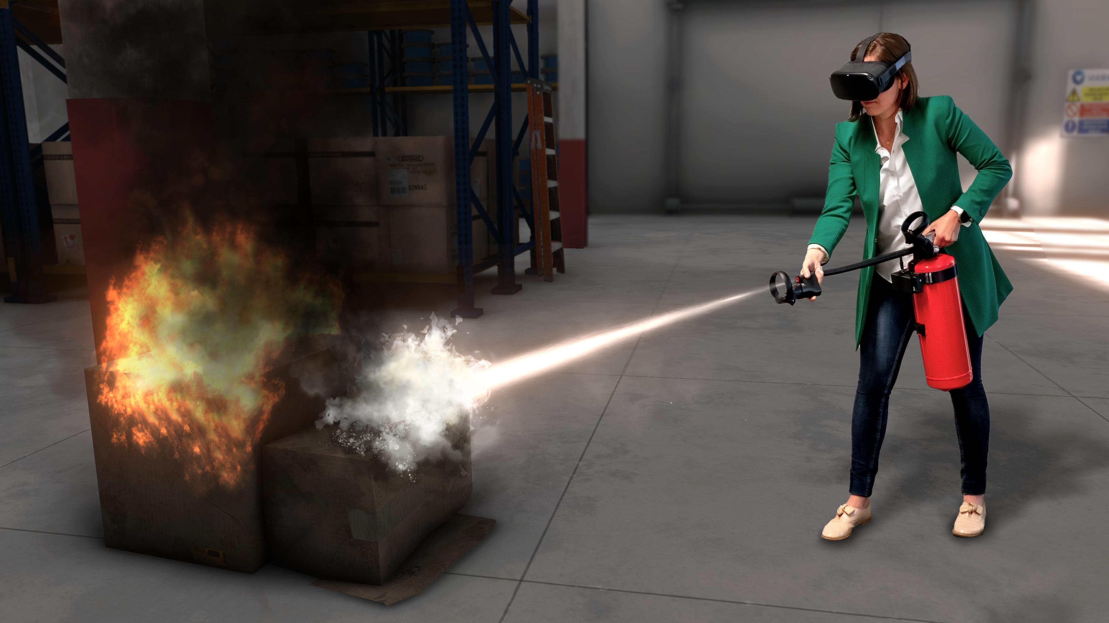 VR-utbildning