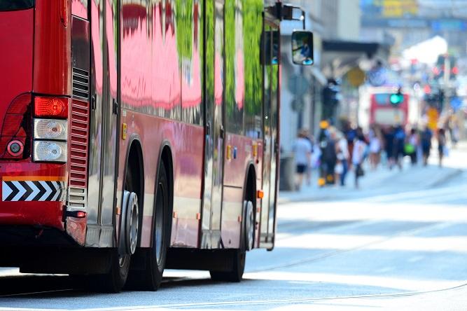 utvecklingsprojekt av släcksystem för bussar